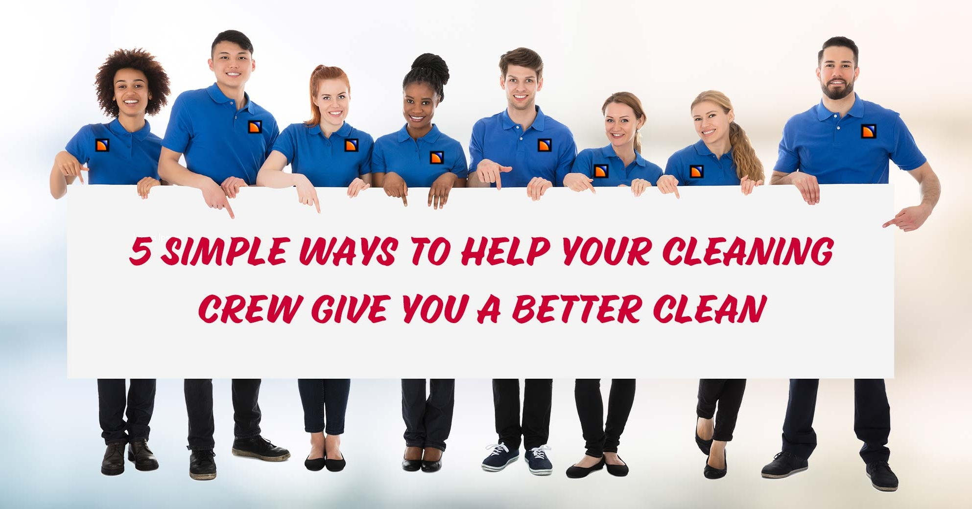 5 easy ways to prepare for your cleaning crew
