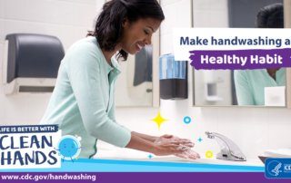 Make Handwashing a healthy habit