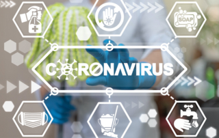 Cleaning for Coronavirus